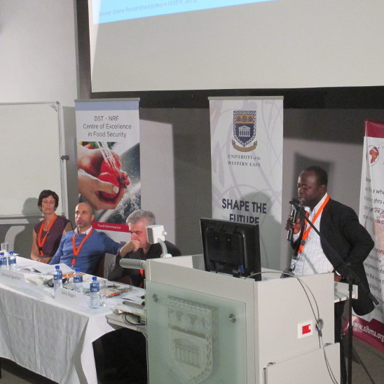 Il 3 dicembre 2014 Cape Town ha ospitato l'International Conference on Migration in Africa