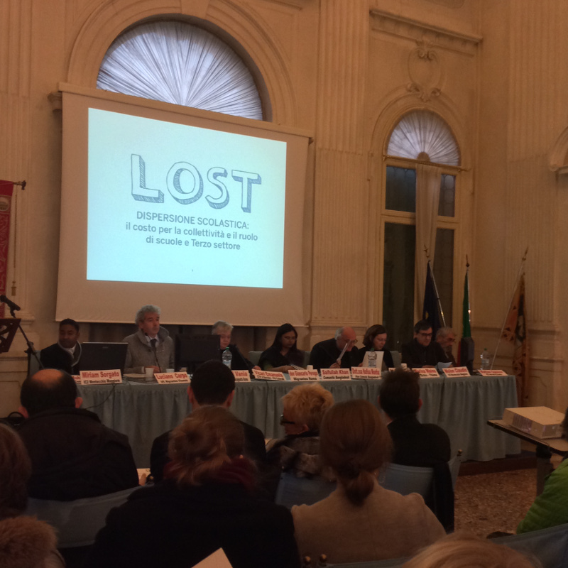 lost vicenza migrantes dispersione scolastica